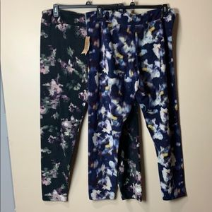 Women's 2X leggings great for pajama bottoms